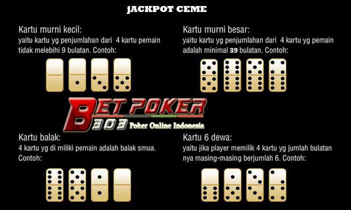 jackpot ceme