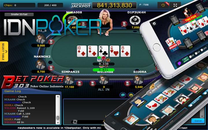 Strategi Bermain Judi Poker Online