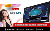 Keuntungan Bermain Poker Online Betpoker303