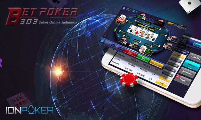 poker server IDN