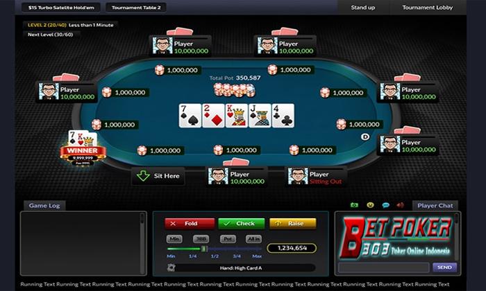 server poker idn